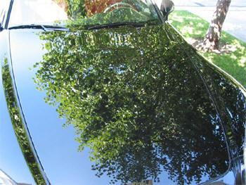 покрытия жидким стеклом автомобиля своими руками